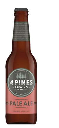 4 Pines Pale Ale 330 mls