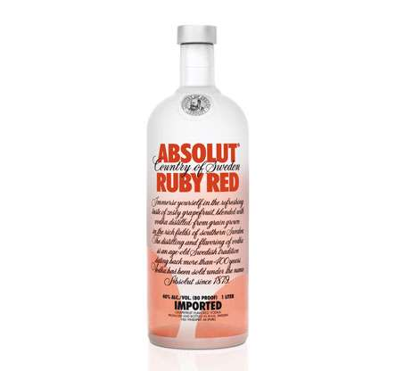 Absolut Ruby Red - Beer Store