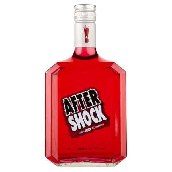 After Shock Red (Hot and Cool)