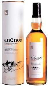 AnCnoc 12 YO Single Malt Scotch Whisky