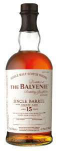 The Balvenie Single Barrel 15 Year Old Scotch Whisky