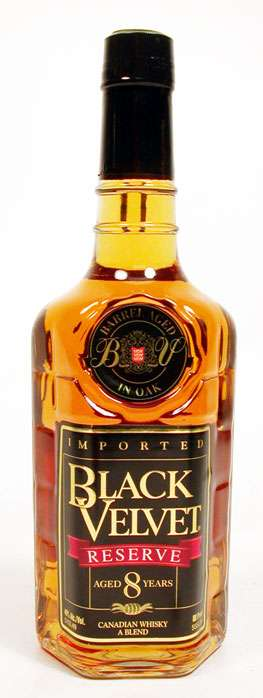 Black Velvet Reserve Whisky
