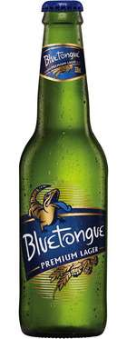Bluetongue Premium Lager