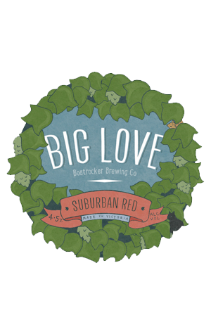 Boatrocker Big Love Suburban Red