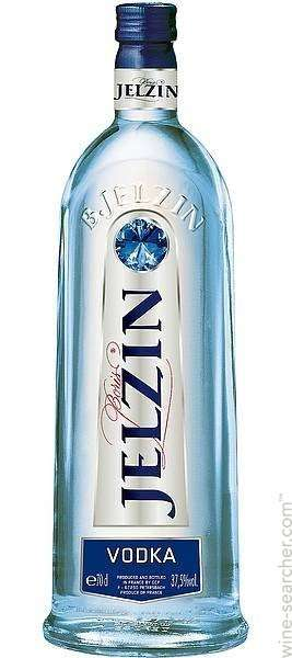 Boris Jelzin Vodka