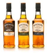 Bowmore Classic Collection