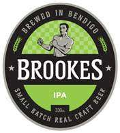 Brookes India Pale Ale