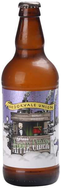 Brookvale Union Apple Cider