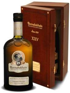 Bunnahabhain XXV 25 Year OId Single Malt Scotch Whisky