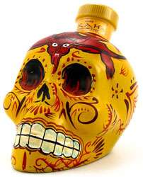 Kah Skull Reposado (Yellow)