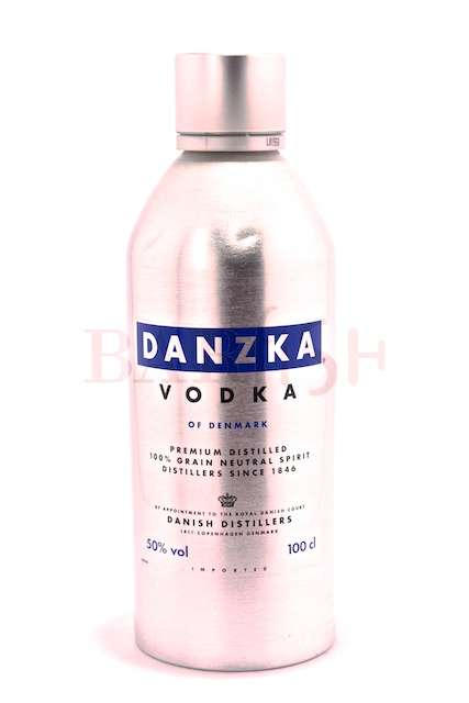 Danzka Blue 50% Vodka