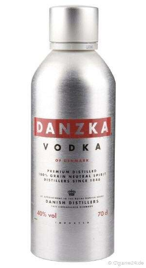 Danzka Red 40% Vodka