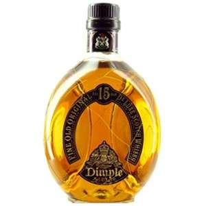 Dimple 15YO Blended Scotch Whisky