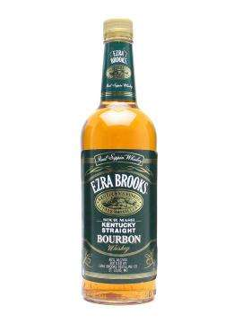 Ezra Brooks Kentucky Bourbon Whiskey