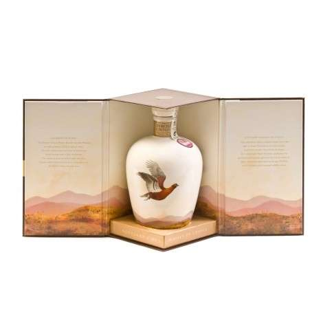 Famous Grouse Ceramic Decanter