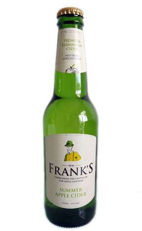 Frank's Summer Apple Cider