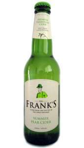 Frank's Summer Pear Cider
