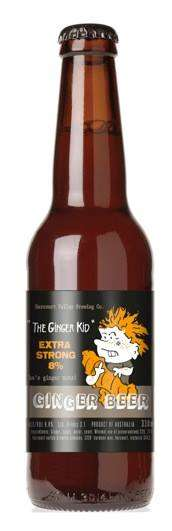 Ginger Kid 8% Ginger Beer