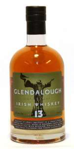Glendalough 13 Year Old Single Malt Whiskey