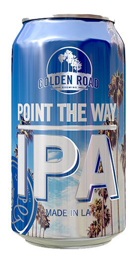 Golden Road Point the Way IPA