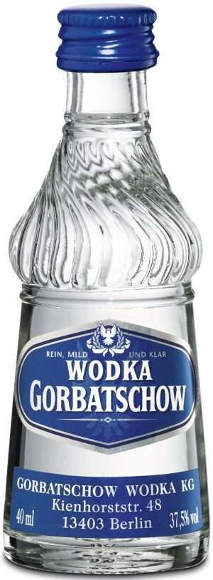 Gorbatschow Blue Label