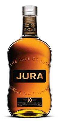 Isle of Jura 10 Year Old Single Malt Scotch Whisky
