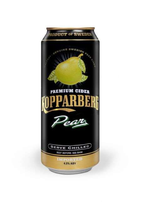 Kopparberg Pear Cans