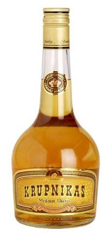 Krupnikas Honey Liqueur