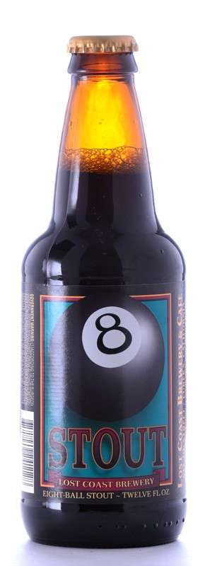 Lost Coast Eight-ball Stout