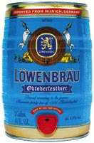 Lowenbrau Mini Keg