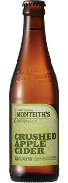 Monteiths Apple Cider