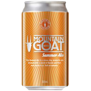 Mountain Goat Summer Ale