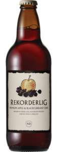 Rekorderlig Apple & Blackcurrant Cider
