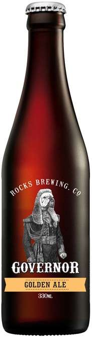 Rocks The Governor Golden Ale