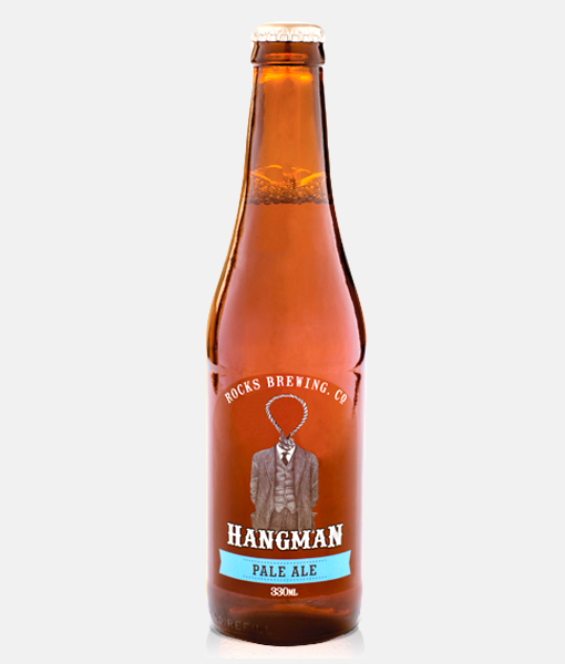 Rocks Hangman Pale Ale
