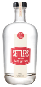 Settlers Rare Dry Gin