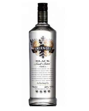 Smirnoff Black Label (small batch)