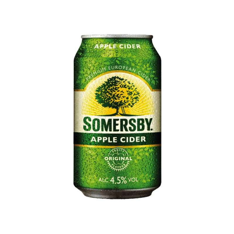 Somersby Apple Cider Cans - Beer Store