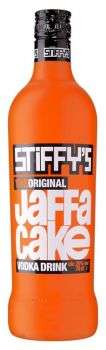 Stiffy's Jaffa Cake Vodka