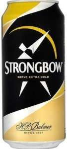Strongbow UK 500 mls Cans
