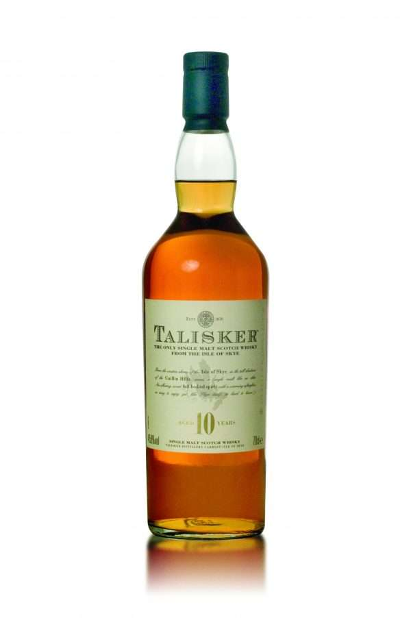 Talisker 10 Year Old Whisky