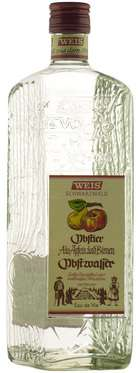 Weis Obstler Apple & Pear Fruit Schnapps