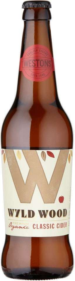 Westons Wyld Wood Organic Apple Cider
