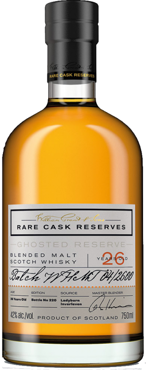 William Grant & Sons Ghosted Reserves